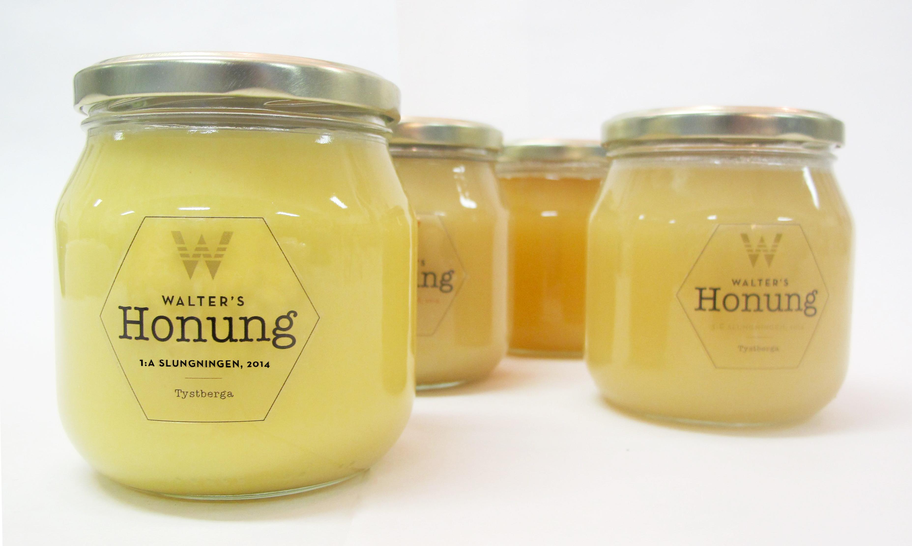 honey honung packaing graphic design broden design