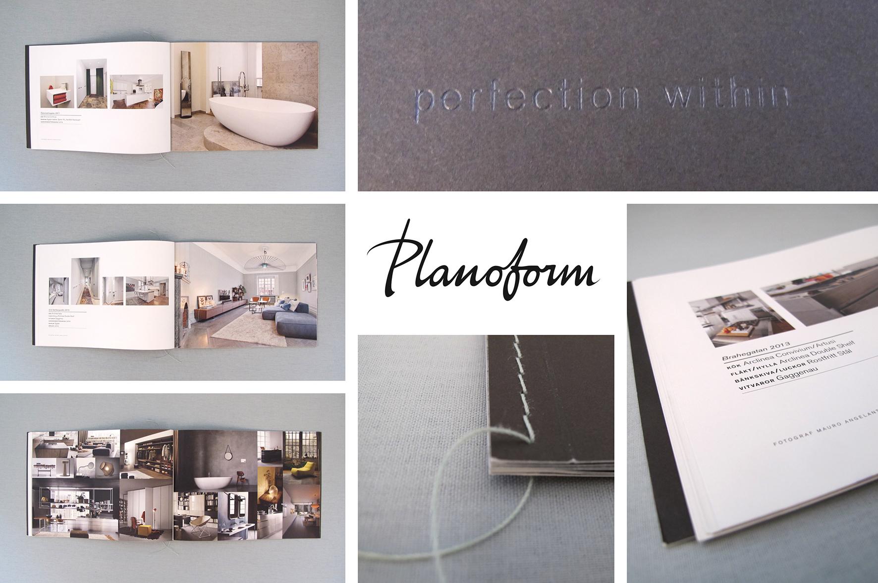 Planoform folder