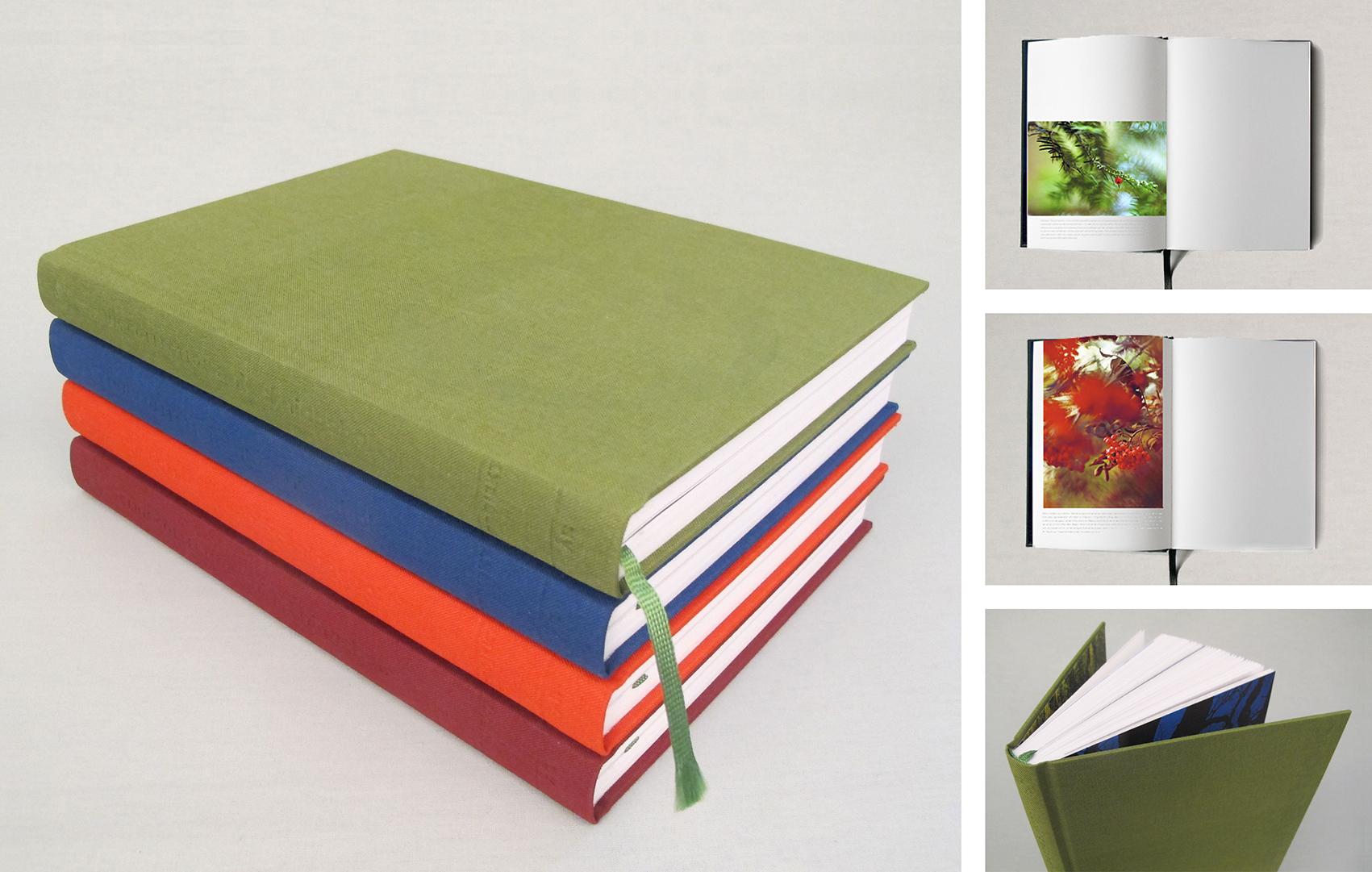 book print graphic design brode design klum